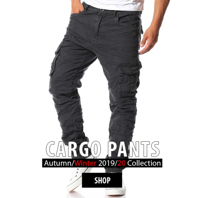 Pantalonii cargo - hitul pe scena modei